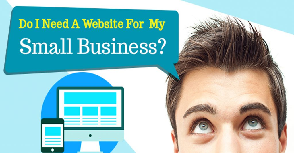 Why Have a Website for Small Business?