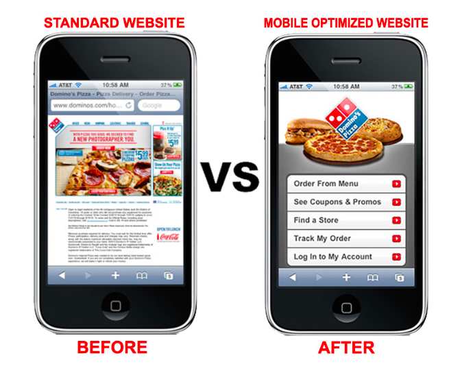 Are you losing clients because your website isn't mobile-friendly?